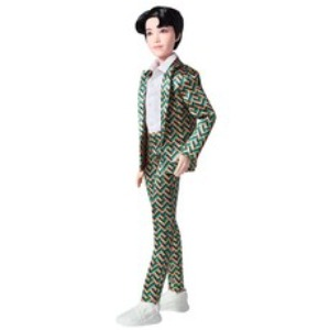 BTS Official Ball Joint Fashion Doll J-Hope